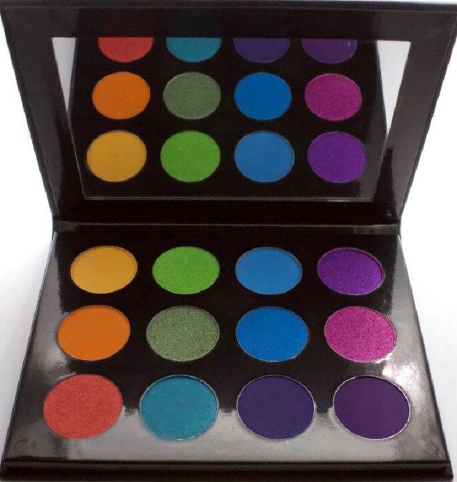 #MyTubeCosmetics My Teyes Timeless Eyeshadow Palette