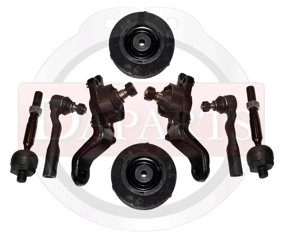 2006 Toyota Tundra Front Suspension Steering Parts Front Lower Ball Joints New