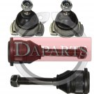 Repair New Front Suspension Inner Outer Lower Ball Joints RH & LH  K9916 K9917