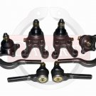 Mitsubishi Montero Suspension Ball Joint Front Lower New Steering Tie Rod End