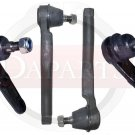 New Steering Outer Tie Rod Ends Right Left Lower Ball Joints Chevrolet Aveo 2007