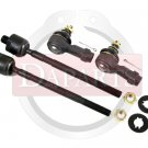 1995 Eagle Talon Esi - Tsi Kit 4 Tie Rod Ends New Left & Right Front Parts