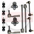 REPAIR SUSPENSION STEERING 2 INNER 2 OUTER RACK ENDS 2 LOWER BALL JOINTS RH LH