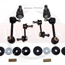 Honda Accord TSX Suspension Kit Sway Bar linkages Front Rear Lower Ball Joints