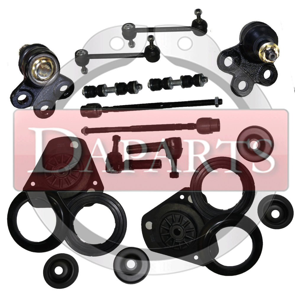 For 1994 99 Toyota Celica Brand New 4pair Inner Outer Tie: Repair Front Rear Suspension Steering Kit RH & LH 2007