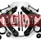 2010 Chevrolet Impala Front Rear Suspension Steering Kit Control Arms RH & LH