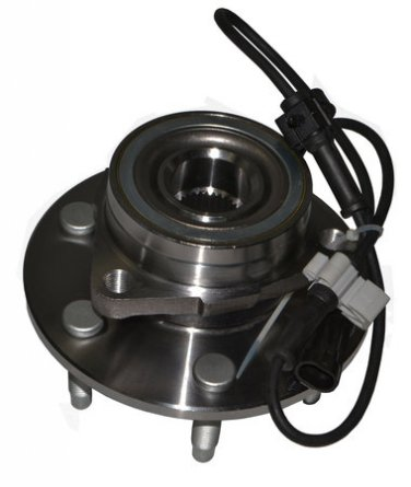 Cadillac Chevrolet GMC New Front Wheel Bearing And Hub Assembly With ABS 515036