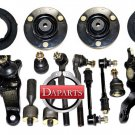2000 Toyota 4Runner Suspension & Steering Kit Upper Lower Ball Joints RH & LH