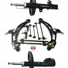 2001 Toyota Camry Suspension Strut Assembly Control Arm With Ball Joint Include
