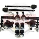 INNER OUTER TIE RODS LOWER BALL JOINTS SWAY BAR LINKS