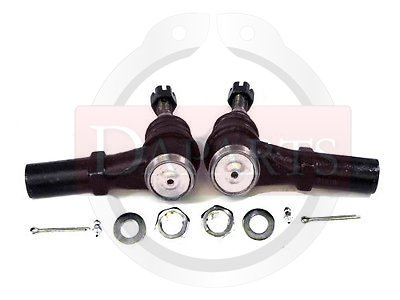 STEERING PARTS 2 OUTER TIE RODS LINKAGES RIGHT & LEFT