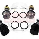 FORD F250 F350 4 UPPER LOWER BALL JOINTS SUSPENSION 4X4