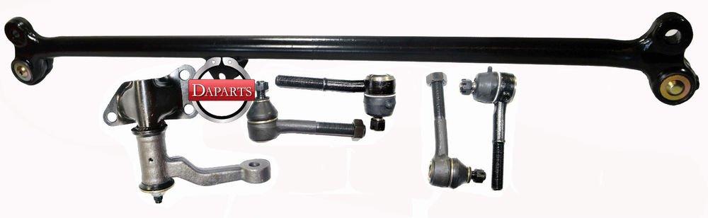 Pathfinder New Steering Kit Idler Arm Outer Inner Tie Rod Ends RH & LH ES3051