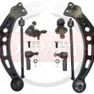 1996 Lexus ES300 Suspension Control Arm Rack End Ball Joint System Right & Left