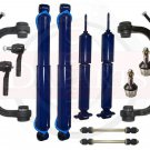 FORD Ranger RWD Front Suspension Steering Kit Tie Rod Ends Control Arms RH & LH