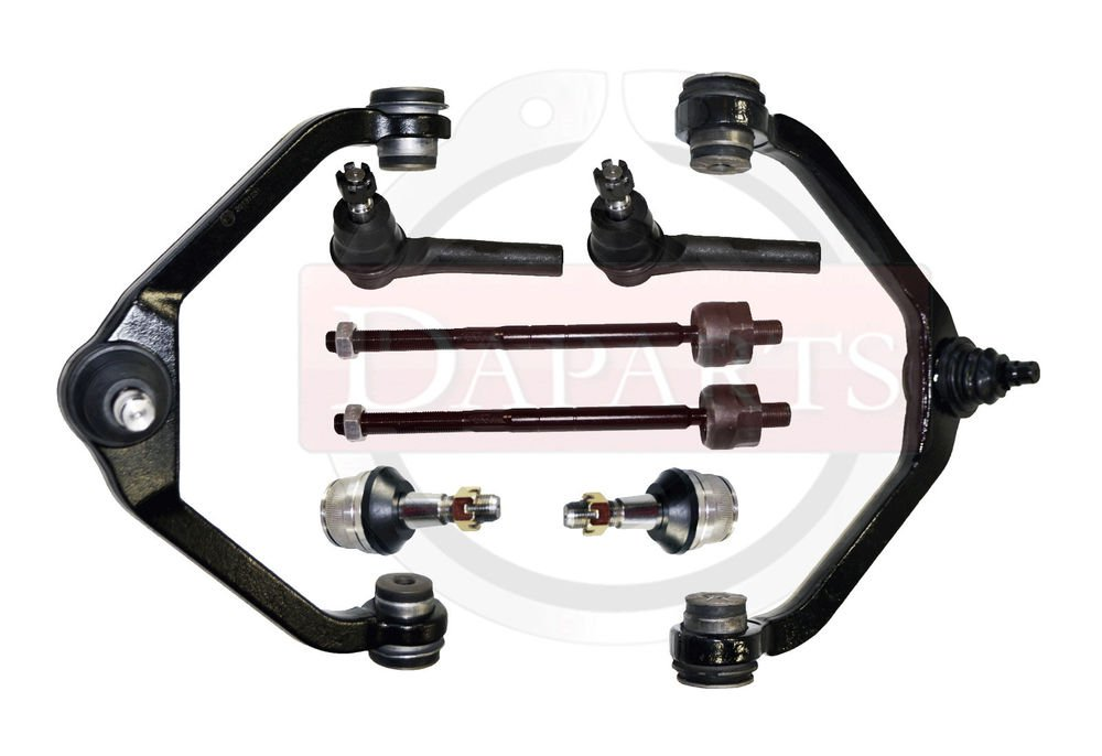 Ford Ranger New Front Suspension Steering Kit Tie Rod Ends