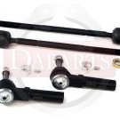 SET 2 INNER 2 OUTER TIE ROD ENDS PLYMOUTH NEON HIGHLINE