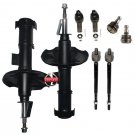 2004 Dodge Stratus Steering Rack End Shocks Absorbers Ball Joint Replacement New