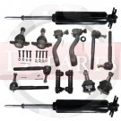 2000 Chevrolet C2500 Front Suspension Steering Kit Tie Rod Ends RH & LH All New