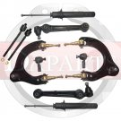 1999 Mitsubishi Eclipse Front Suspension Steering Kit Shock Absorbers RH & LH