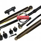 2004 Ford F-350 2WD Super Duty Front Suspension Steering Kit Ball Joints RH & LH