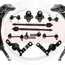 1993-1995 Toyota Corolla New Suspension Steering Kit Tie Rod Ends Control Arms