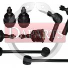Jeep Grand Cherokee Commander Upper Lower Ball Joints Tie Rods Sway Bars Links