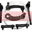 CHEVROLET G10 STEERING SET 6 PIECES TIE RODS LINKAGES PITMAN ARM IDLER ARM
