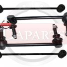 2013 Chrysler 300 Front Rear Suspension Sway Bar Link Kit RH & LH Repair New