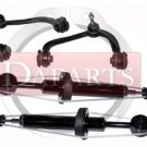 FORD F-150 4WD New Front Rear Suspension Part Strut Shock Assembly Control Arms