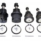 2010 GMC Savana 2500 High Quality Front Suspension Upper & Lower Ball Joints