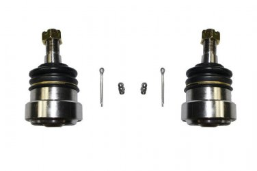 PAIR LOWER BALL JOINTS SUSPENSION PARTS FORD MUSTANG