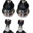 JEEP Grand Cherokee Front Upper Lower Suspension Ball Joints RH & LH K7429 K3134