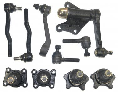 TOYOTA 4RUNNER PICKUP 4WD BALL JOINTS TIE RODS PITMAN IDLER ARM 2.4 3.0L 1989 95