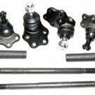 Dodge Durango Dakota 1999 Suspension Steering Repair Kit Ball Joints Tie Rod End