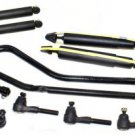1998 Jeep Grand Cherokee Suspension & Steering Kit Shocks Absorbers Rack End New