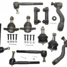 Suspension & Steering Parts Rack End Ball Joints 96-02 Chevrolet Express C2500