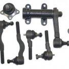 92-00 Mitsubishi Montero Steering Kit Tie Rod End Pitman & Idler Ball Joint 4WD