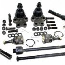 RACK ENDS & ARM ENDS STEERING SUSPENSION SECTIONS 2WD