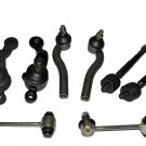 LEXUS GS430 Front Suspension Ball Joints Rear Stabilizer Bar Links Replacement