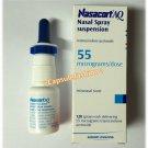 Nasacort spray for nasal allergy symptoms cover 24 hour 120 spray