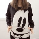 Oversized Mickey Sweater