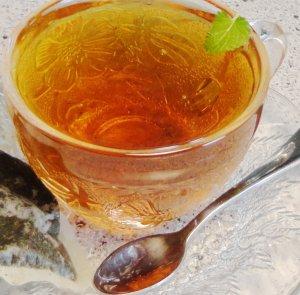 Natural PEPPERMINT Herbal Tea ( Mentha piperita ) - 10 tea bags ~gemsandstems.info~
