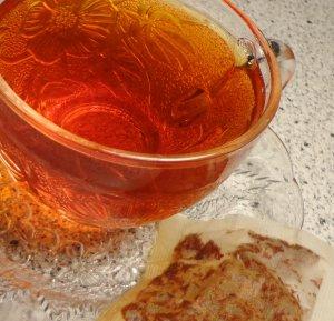 Natural ROOIBOS Herbal Tea ( Aspalathus linearis ) - 10 tea bags ~gemsandstems.info~