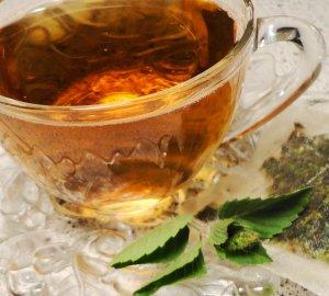 Organic Herbal TULSI Tea ( Holy Basil ) - 10 tea bags ~gemsandstems.info~
