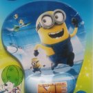 Pack of 2 Mouse Pad Wrist Rest Mouse Pad Minion Mouse Pad with Wrist Support Best Gift