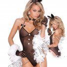 3pc Bunni Love Bunny Rabbit Bedroom/Lingerie Costume - One Size