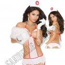 2pc Nurse Feel Good Bedroom/Lingerie Costume - One Size