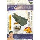 Pure Smile x Gensenlabo Kelp Seaweed Kagome Kombu Face Mask - 1 sheet