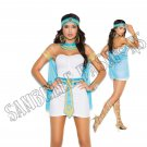 5pc Egyptian Queen of the Nile Cleopatra Costume - Small